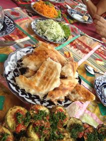 Uzbeki cuisine