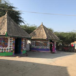Meghwal village