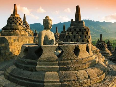 Borobudur: A Pilgrim's Journey
