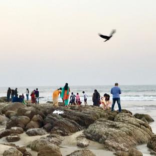 Vishakapatnam beach