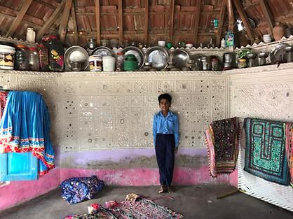 Meghwal village home