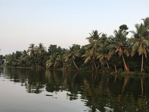 Backwaters, Kerala