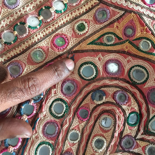 Ahir Embroidery