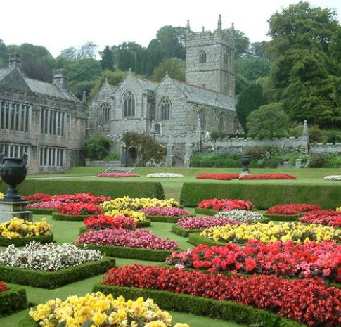 Lanyhydrock House and Gardens