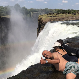 Devil's Pool, Vic Falls