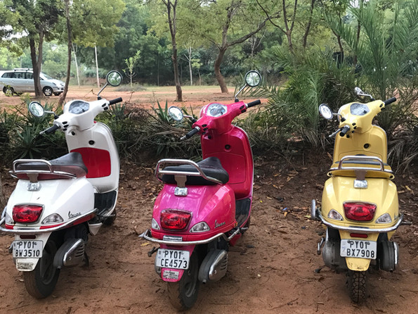 Trio, Pondicherry