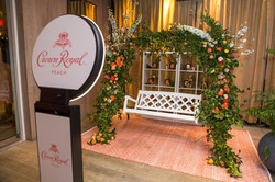 Crown Royal Peach  Launch Event Photo Experience