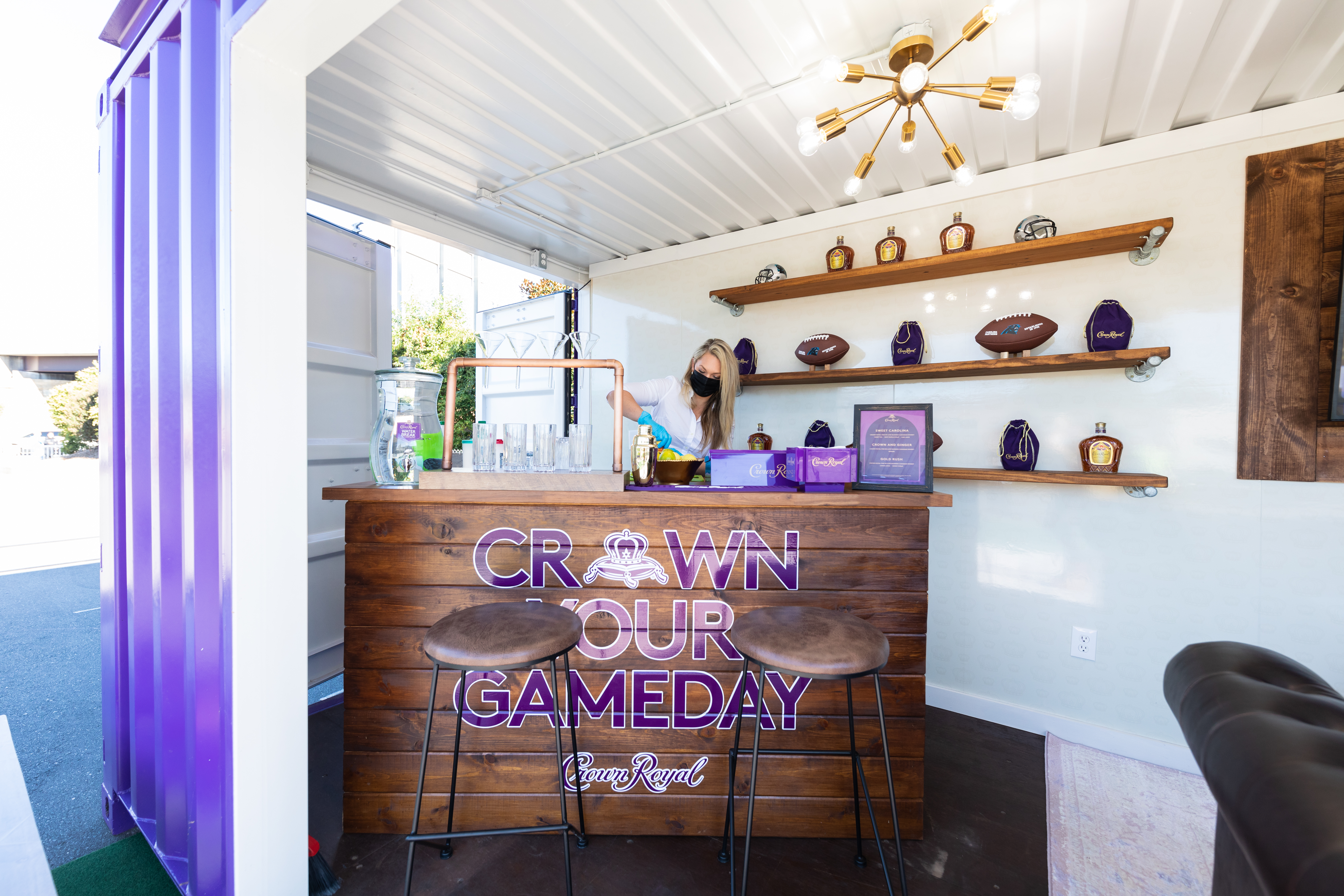 Crown Royal #Crownyourgame