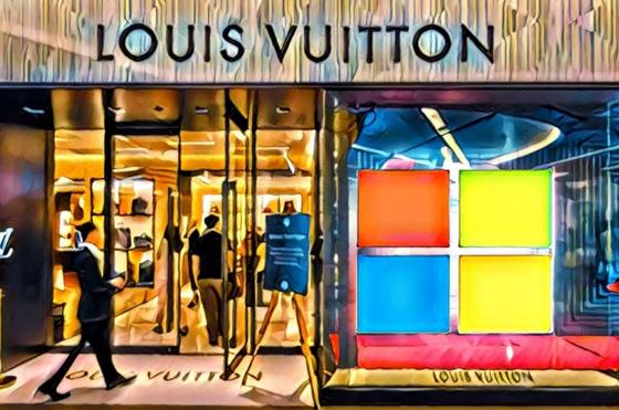 Blockchain Penetrates the Luxury Fashion Industry
