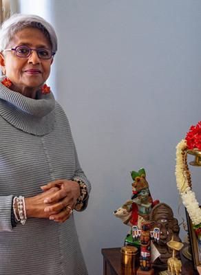 Coming Full Circle: Radha Lakshmi