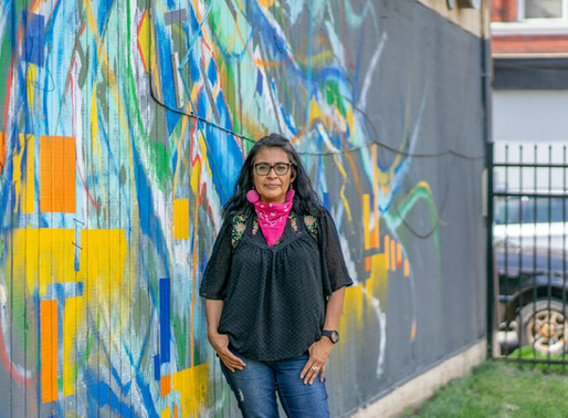 Home Away from Home: After 35 years, she graduates from Art School, into a world with open arms.