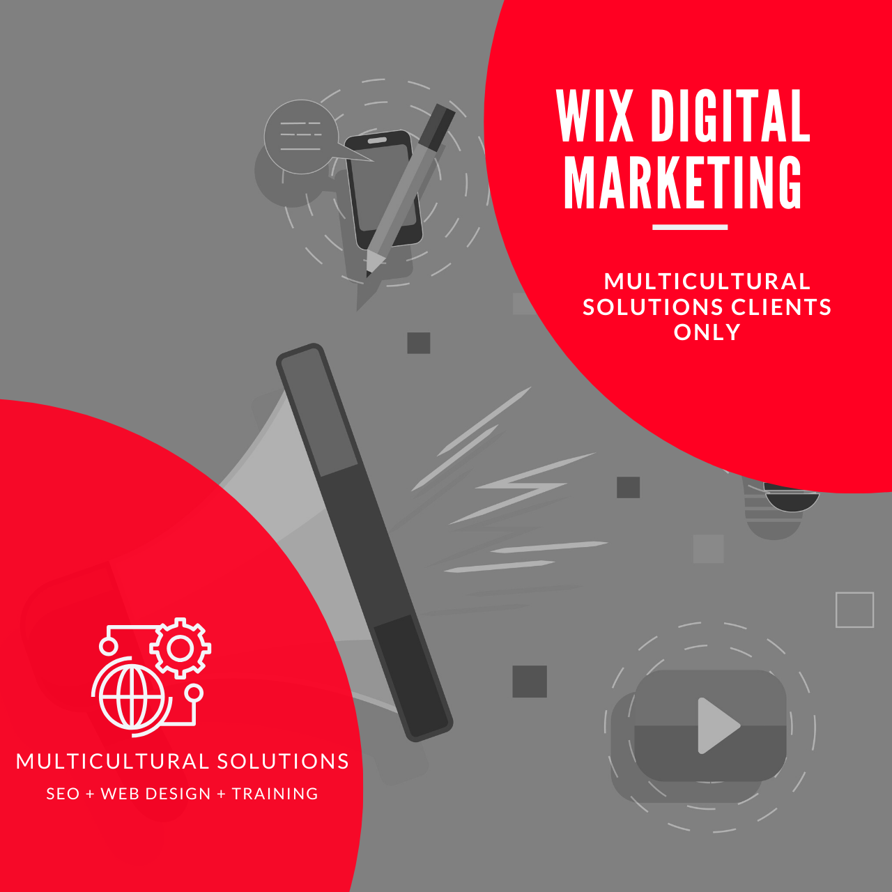 Wix Digital Marketing (FREE)