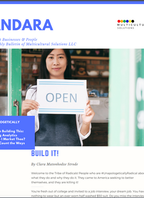 Tandara: The Monthly Bulletin (June 2019)