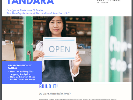 Tandara: The Monthly Bulletin (June 2019)