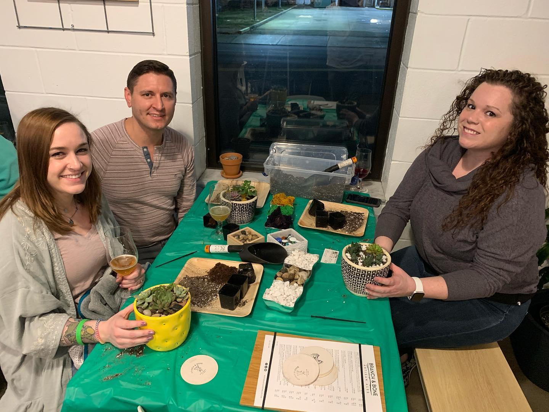 Hearty Leaf Workshop