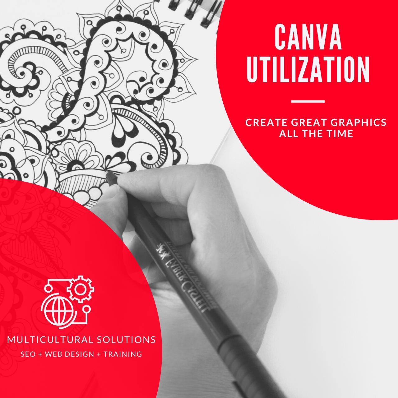 Canva Utilization