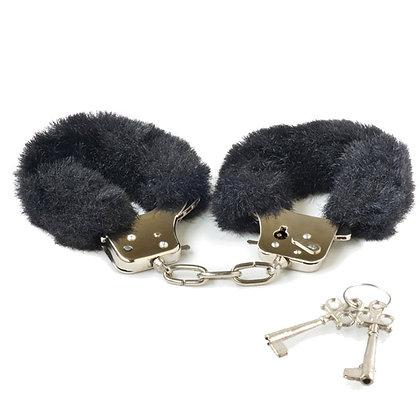 Fur Handcuffs