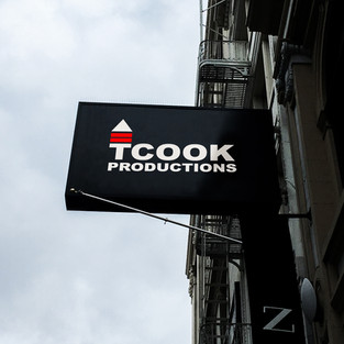 TCook logo