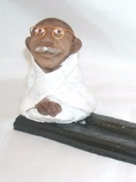 Incensário Resina Gandhi