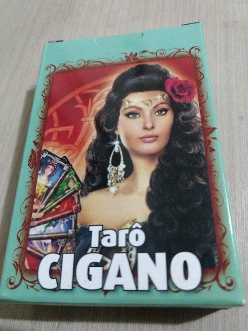 Baralho Tarot Cigano