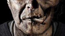 A Meditação do Cigarro