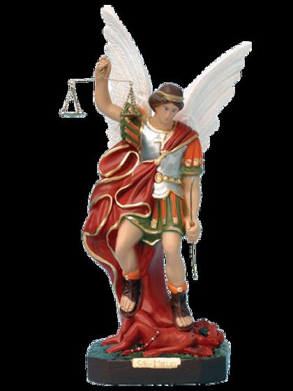 São Miguel (voando) - 40 cm