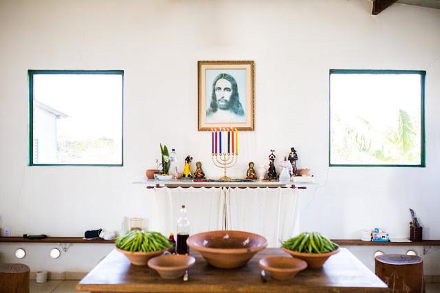 Os templos, a fé e a religiosidade na Umbanda