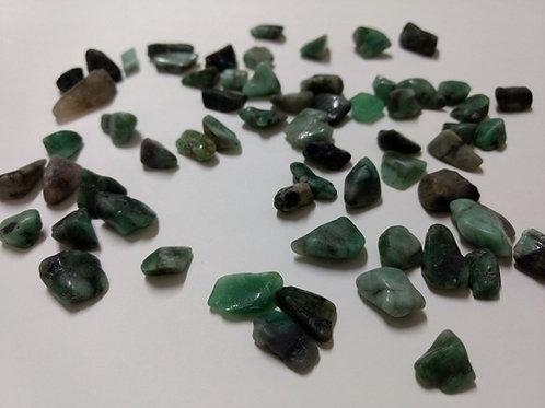 Pedra Esmeralda - Mini - Unidade