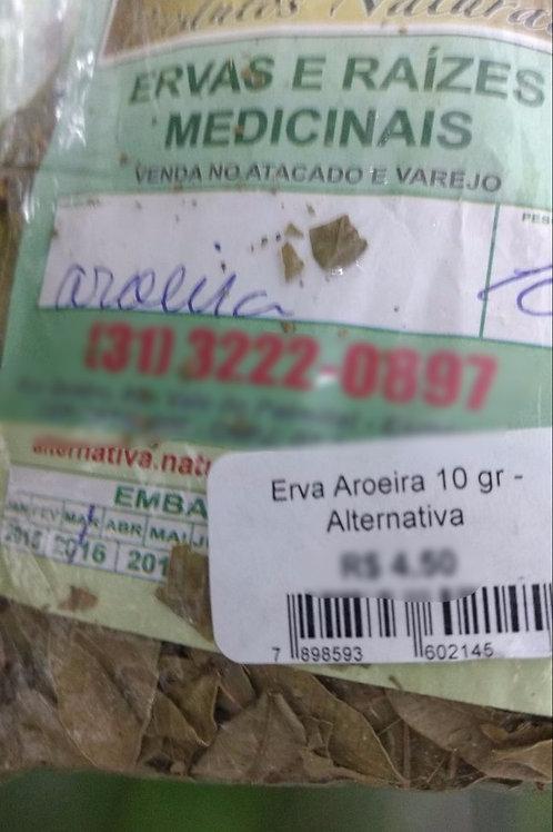 Aroeira - Erva Medicinal - Chás e Banhos - Alternativa
