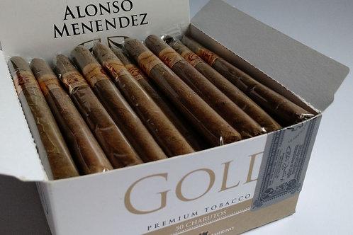 Cigarrilha Alonso Menendez Gold - Unidade