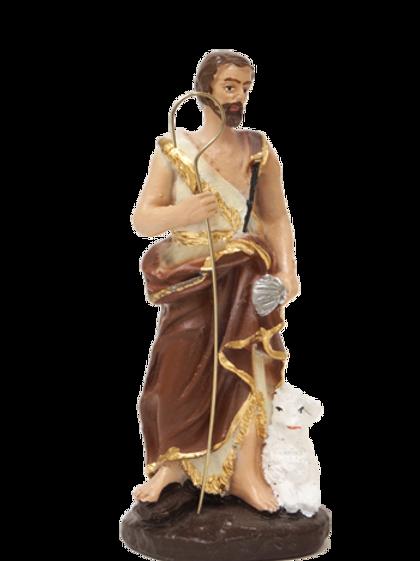 São João Batista (resina) - 10 cm