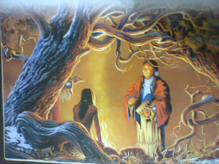 A conexão com seu Manto Sagrado