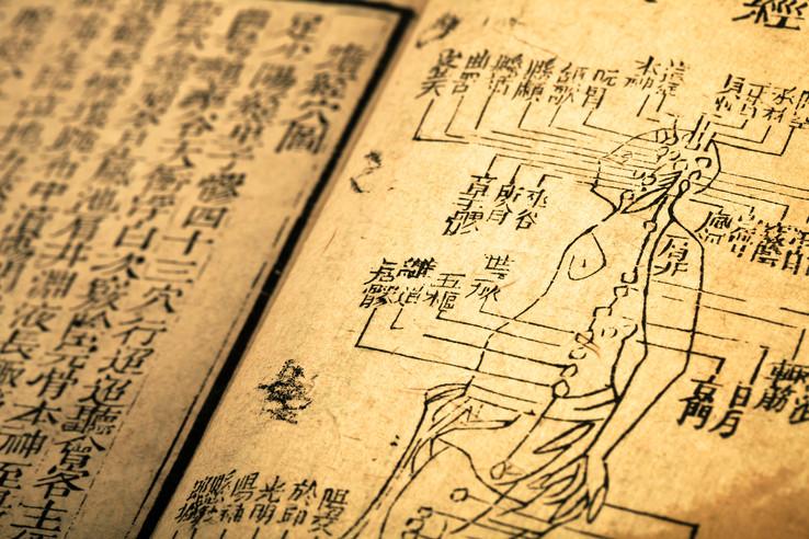 A Medicina Tradicional Chinesa