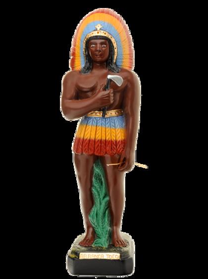 Caboclo Arranca Toco - 20 cm