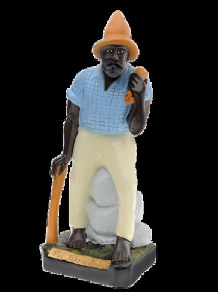 Preto Velho João de Angola - 20 cm