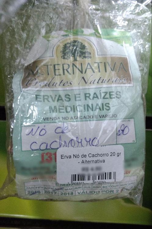 Nó de Cachorro - Erva Medicinal - Chás e Banhos - Alternativa