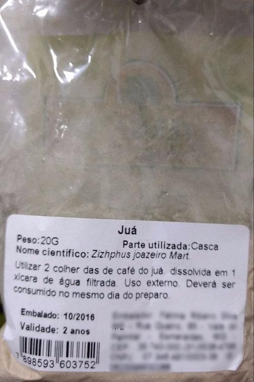 Juá (pó) - Erva Medicinal - Chás e Banhos - Alternativa