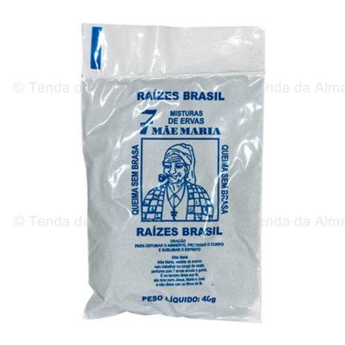 Defumação 7 Mãe Maria - pct 40 gr