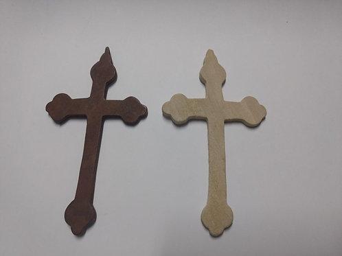 Cruz de Madeira Grande (furada)