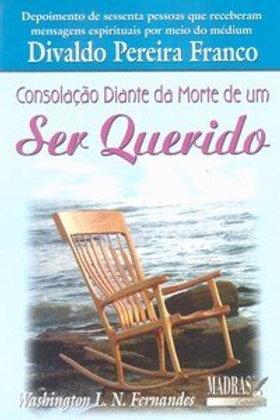 Livro Consolação diante da morte - Divaldo Franco