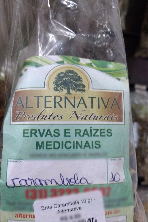 Carambola - Erva Medicinal - Chás e Banhos - Alternativa