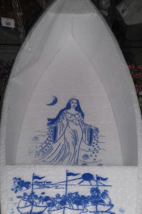Barco de Isopor Iemanjá - 50 cm