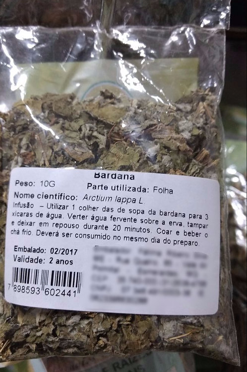 Bardana - Erva Medicinal - Chás e Banhos - Alternativa