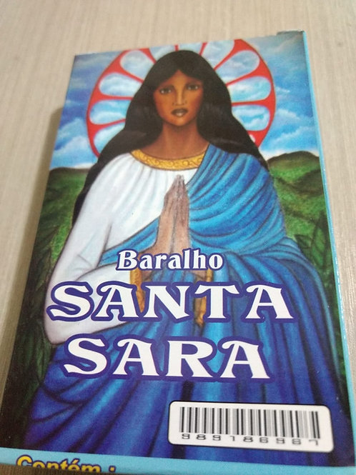 Baralho Santa Sara (Cigano)