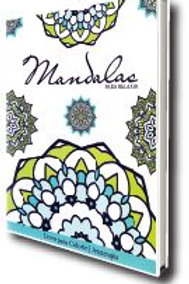 Livro Mandalas para relaxar