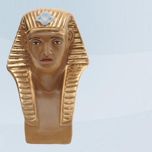 Faraó Busto - 20 cm