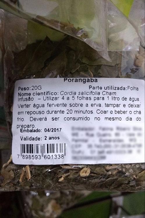 Porangaba - Erva Medicinal - Chás e Banhos - Alternativa