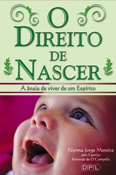 Livro O Direito de Nascer