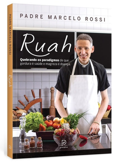 Livro Ruah - Padre Marcelo Rossi