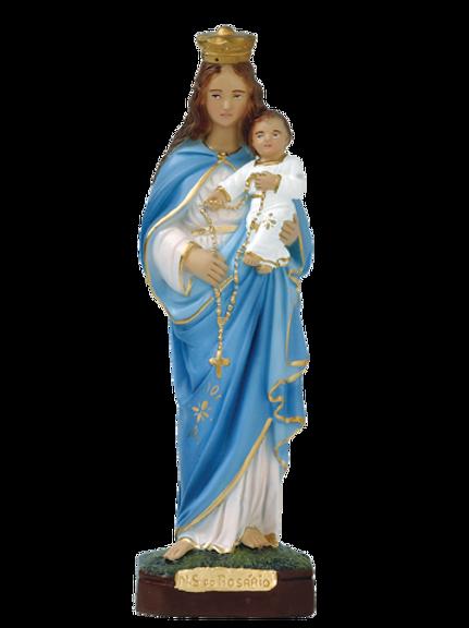 Nossa Senhora do Rosário - 20 cm
